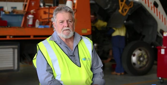 45 years strong for Ron Bourne