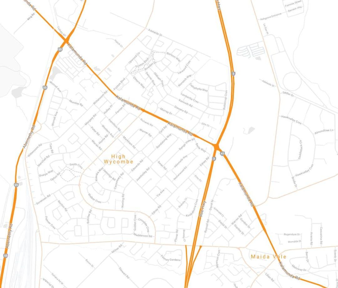 Kalamunda Road Investigation (Phase 2)