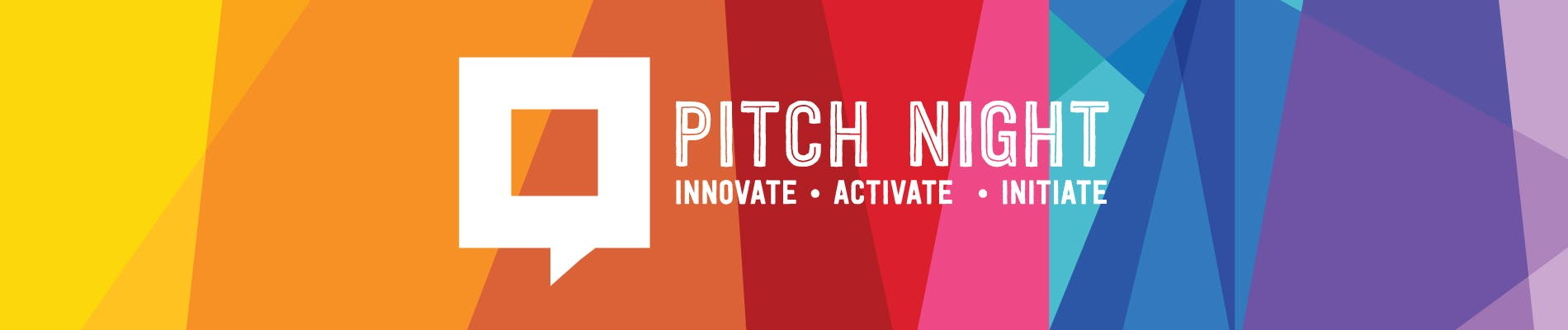 Colourful Pitch Night logo
