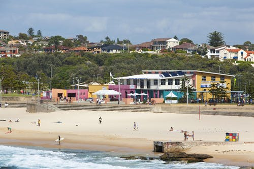 Maroubra beachfront