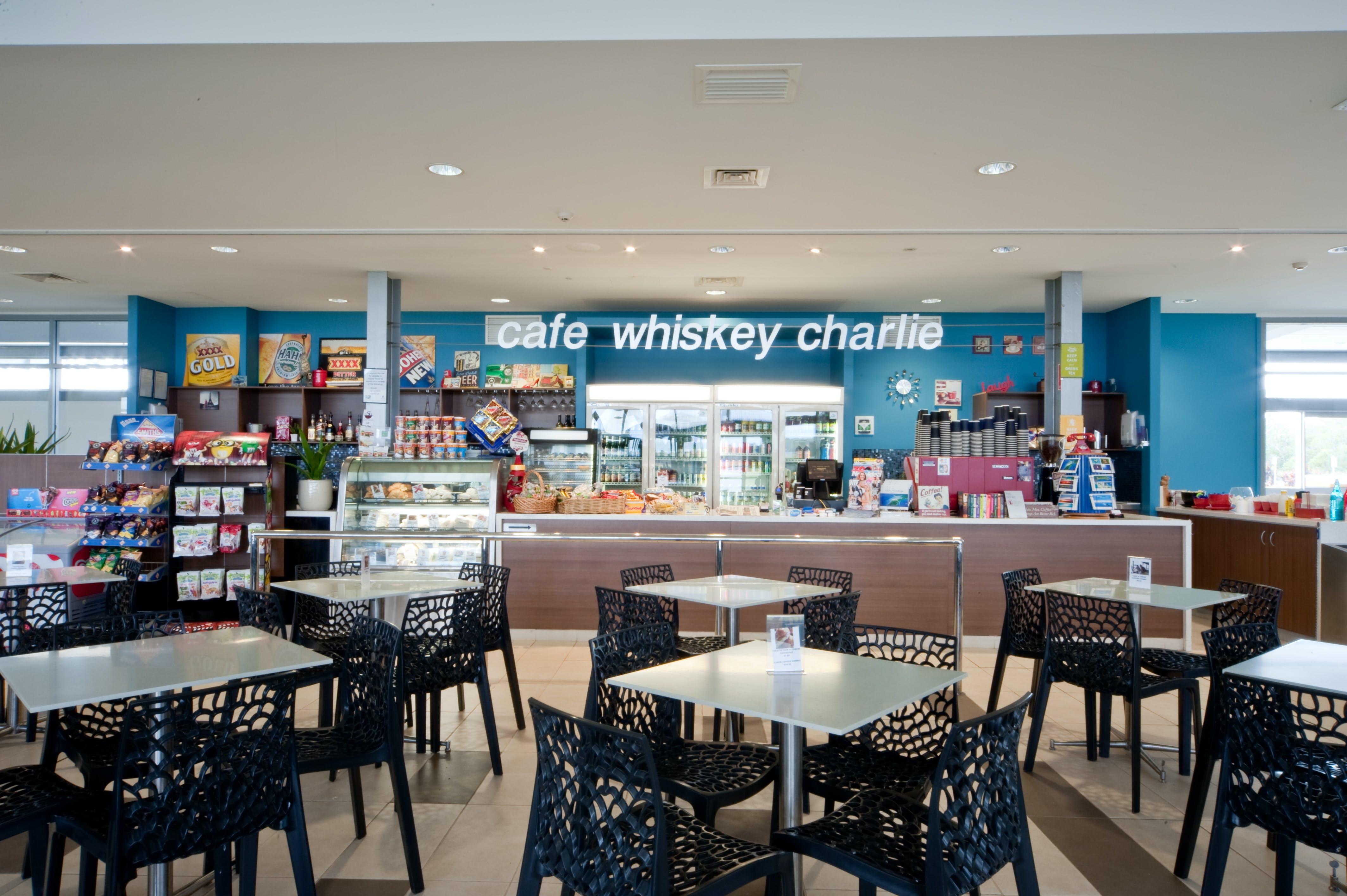 Whitsunday Coast Airport - Cafe Whiskey Charlie