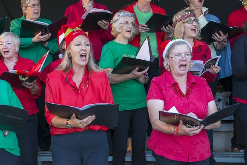 Carols In Willoughby Park