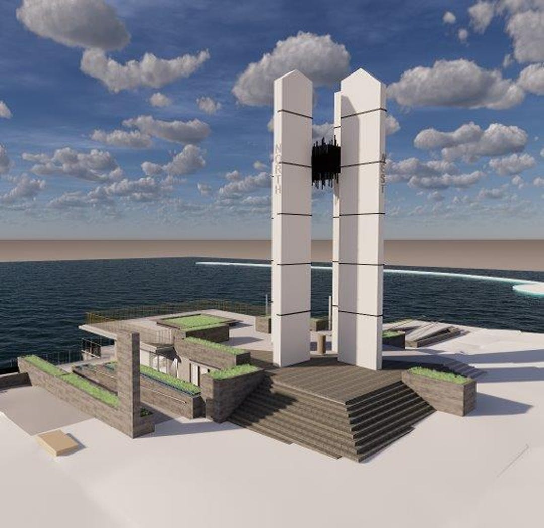 Captain Cook Memorial and Lighthouse Upgrade