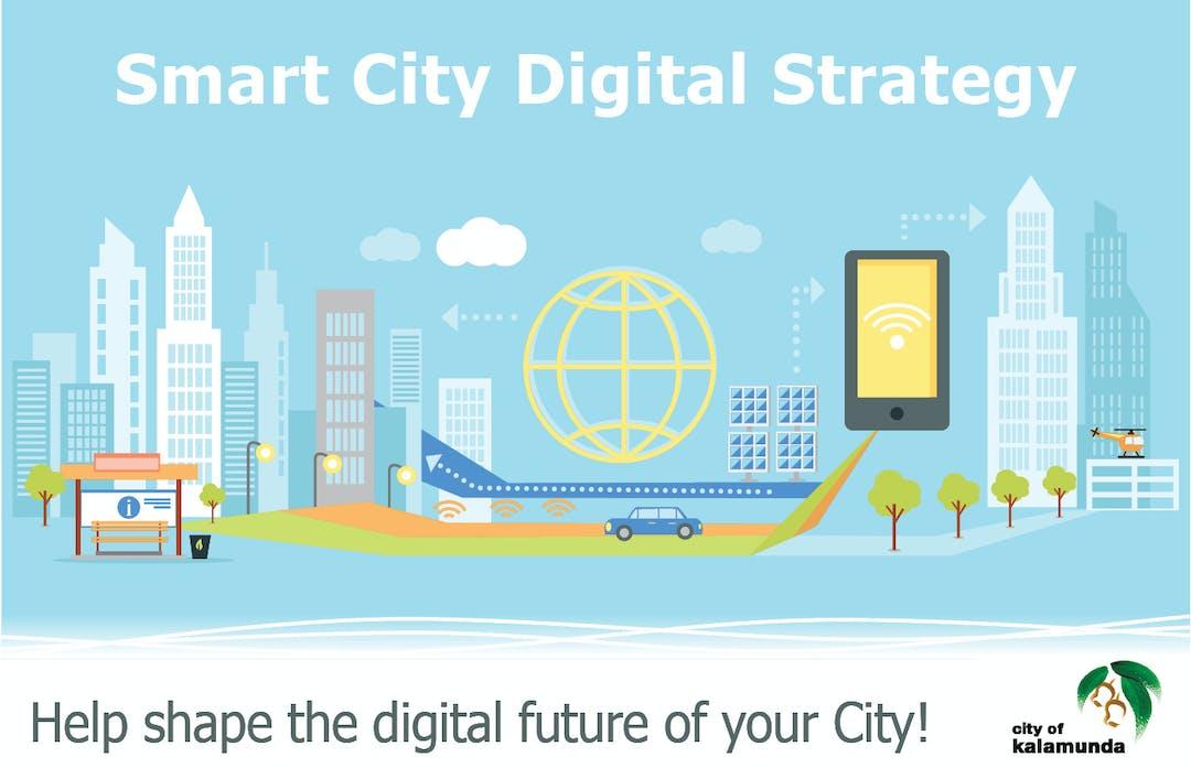 Kalamunda Smart City Digital Strategy