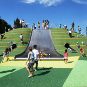 Giant Slide And Hill 300