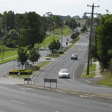 Warragul road
