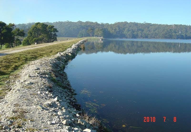 Mikany dam image