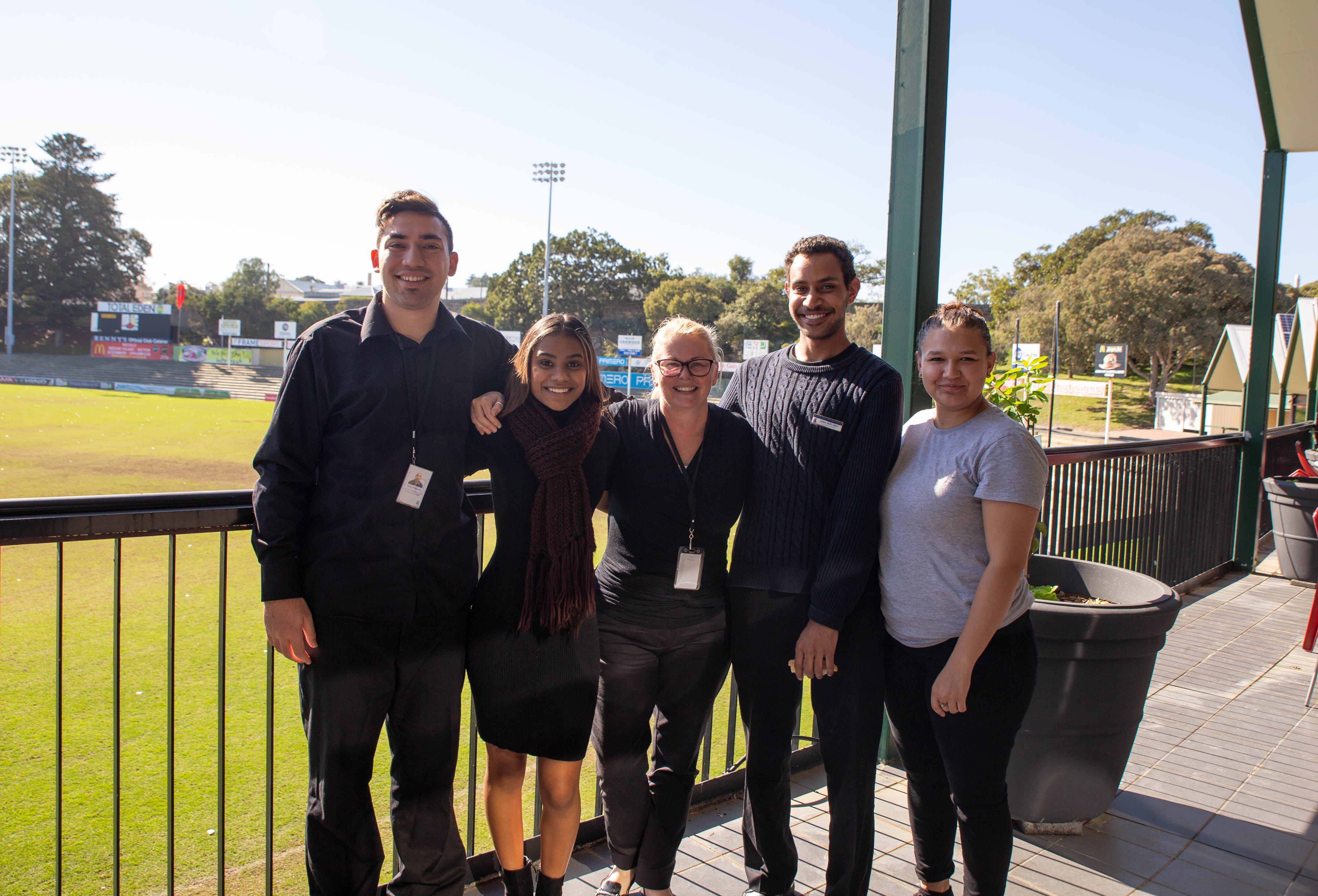 City of Fremantle Trainees