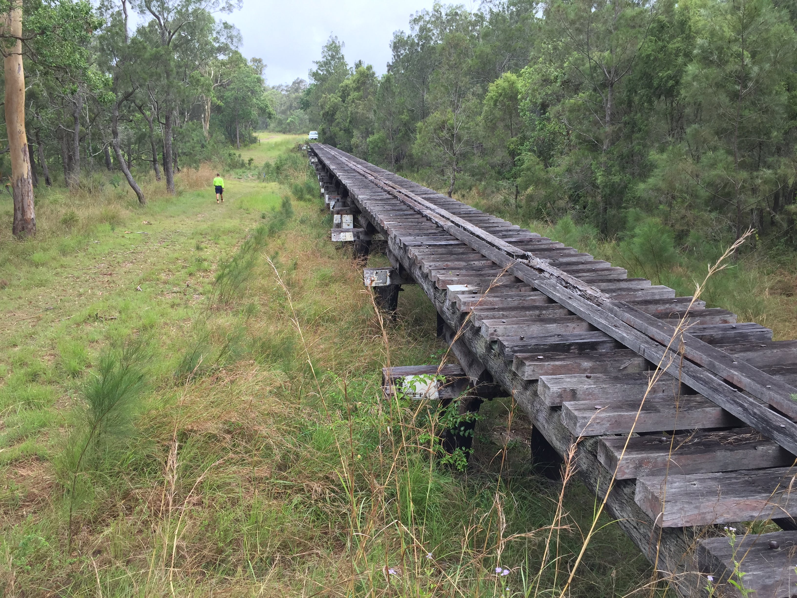 Capricorn Coast Pineapple Rail Trail (Yeppoon to Mount Chalmers)