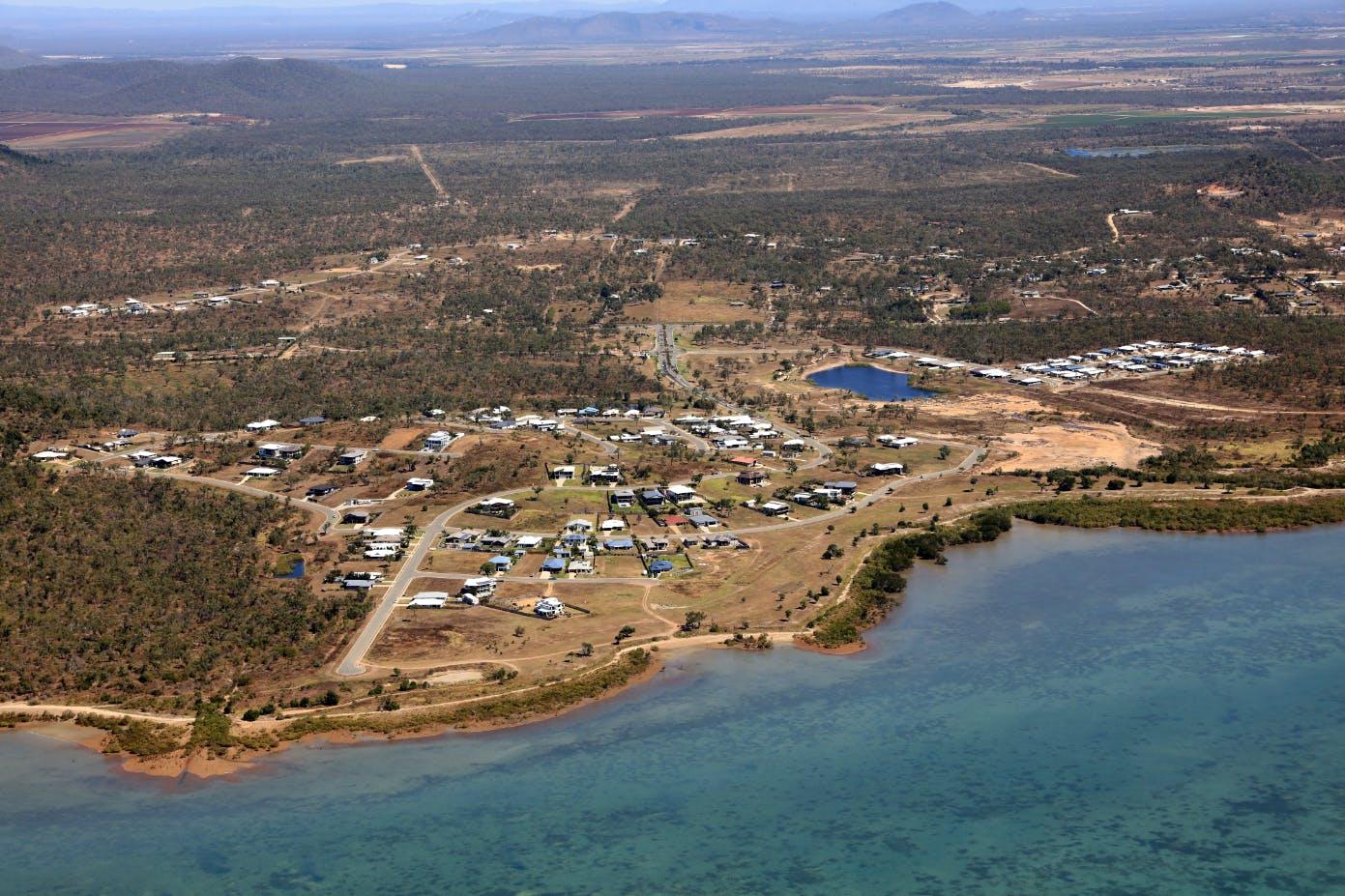 Whitsunday Shores Aerial 2
