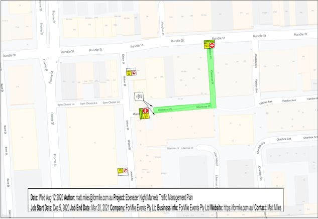 Proposed Ebenezer Place road closures Dec 20 - Mar 21.JPG