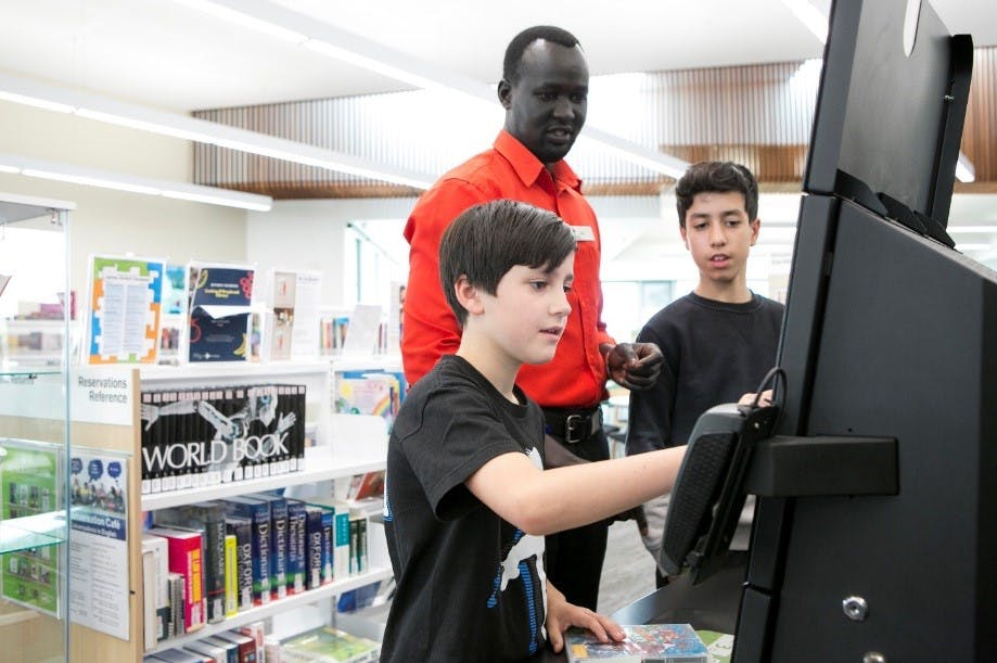 Libraries plan