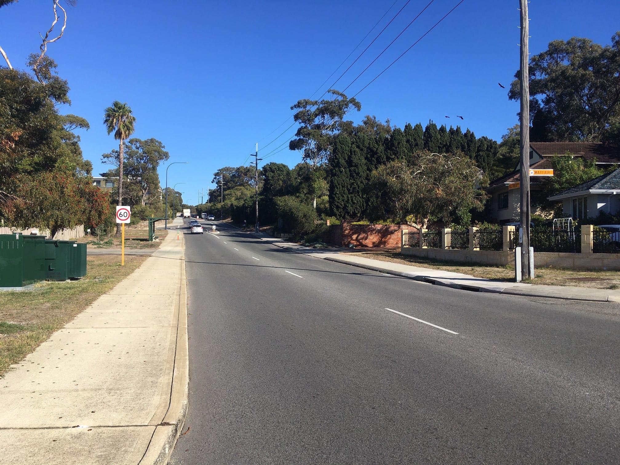 Alfred Road, Swanbourne
