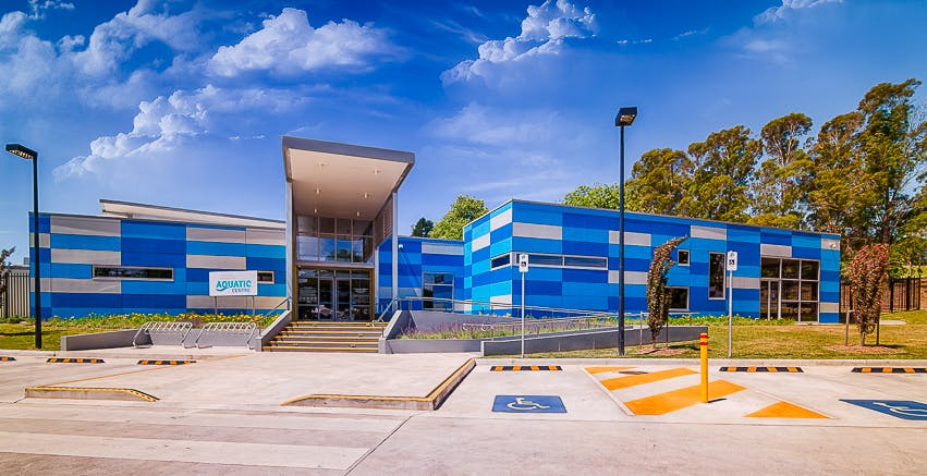 Moss Vale War Memorial Aquatic Centre