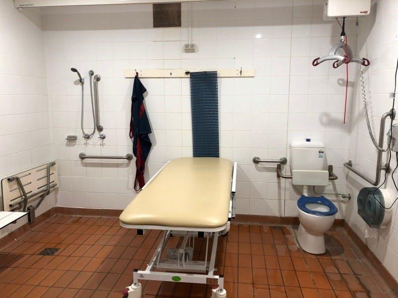 Adult Change Facility - Oasis