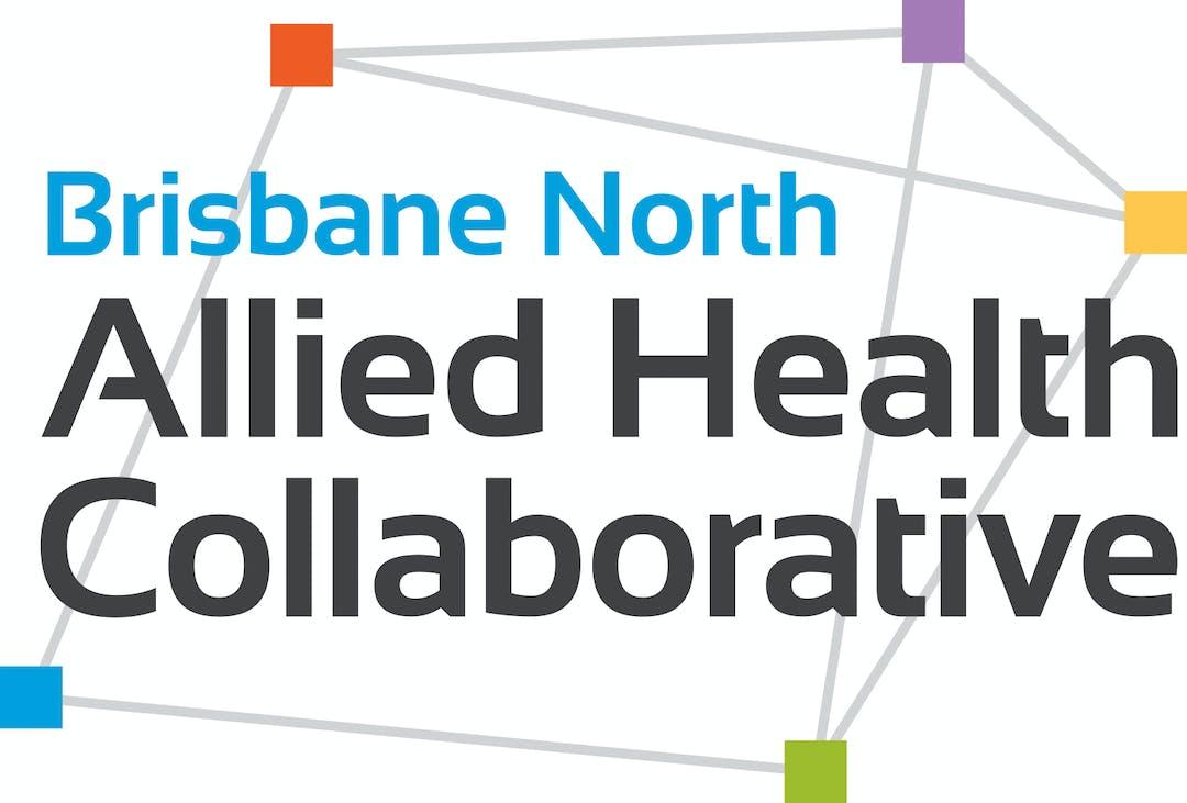 Logo for Brisbane North Allied Health Collaborative