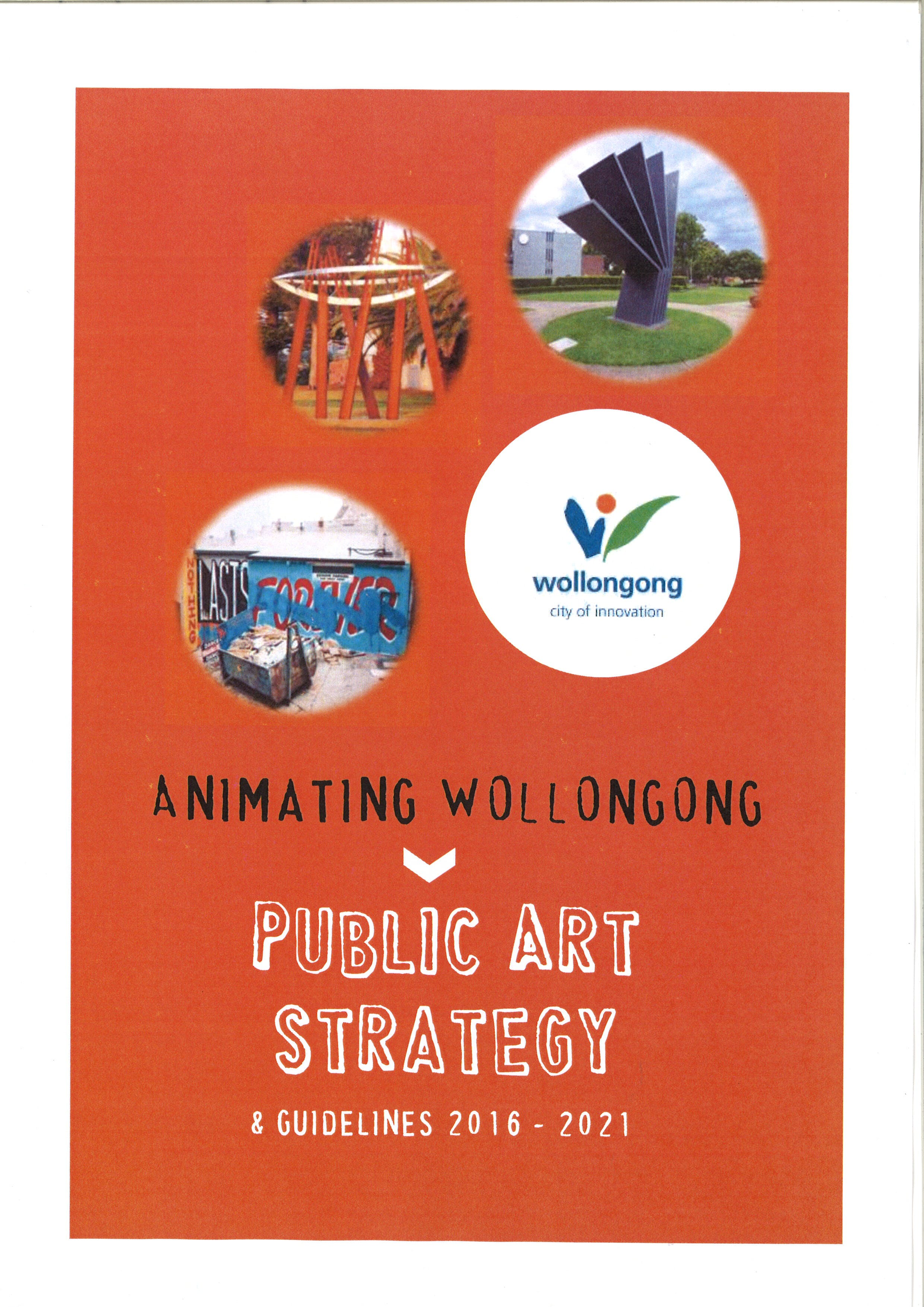 Public Art Cover