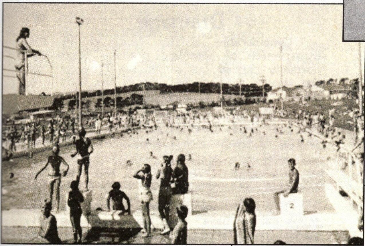 Doveton Pool 1968