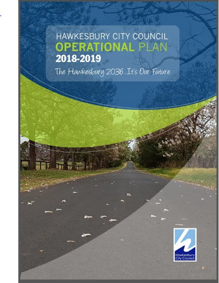 Draft Operational Plan 2018-19