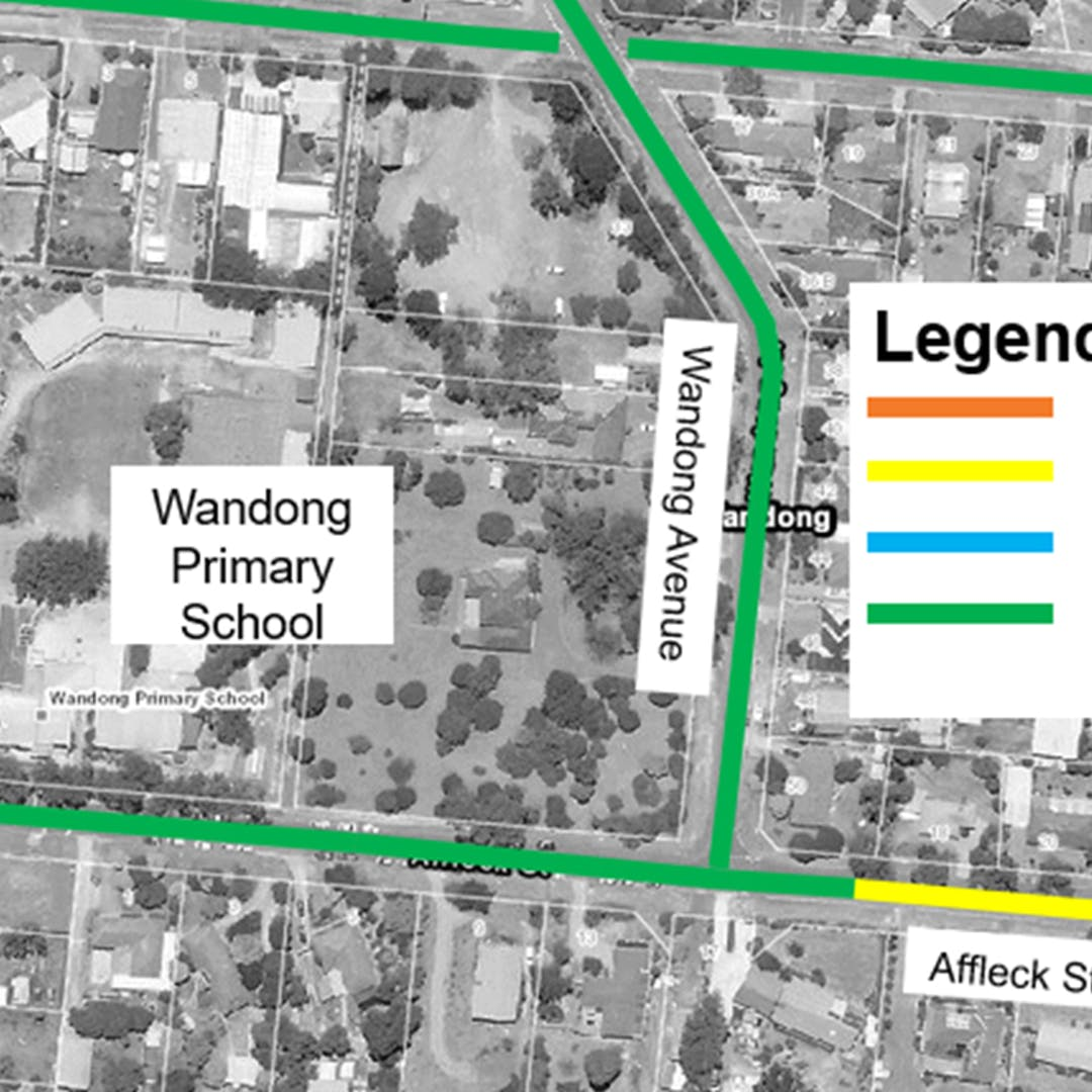 Wandong speed limit changes