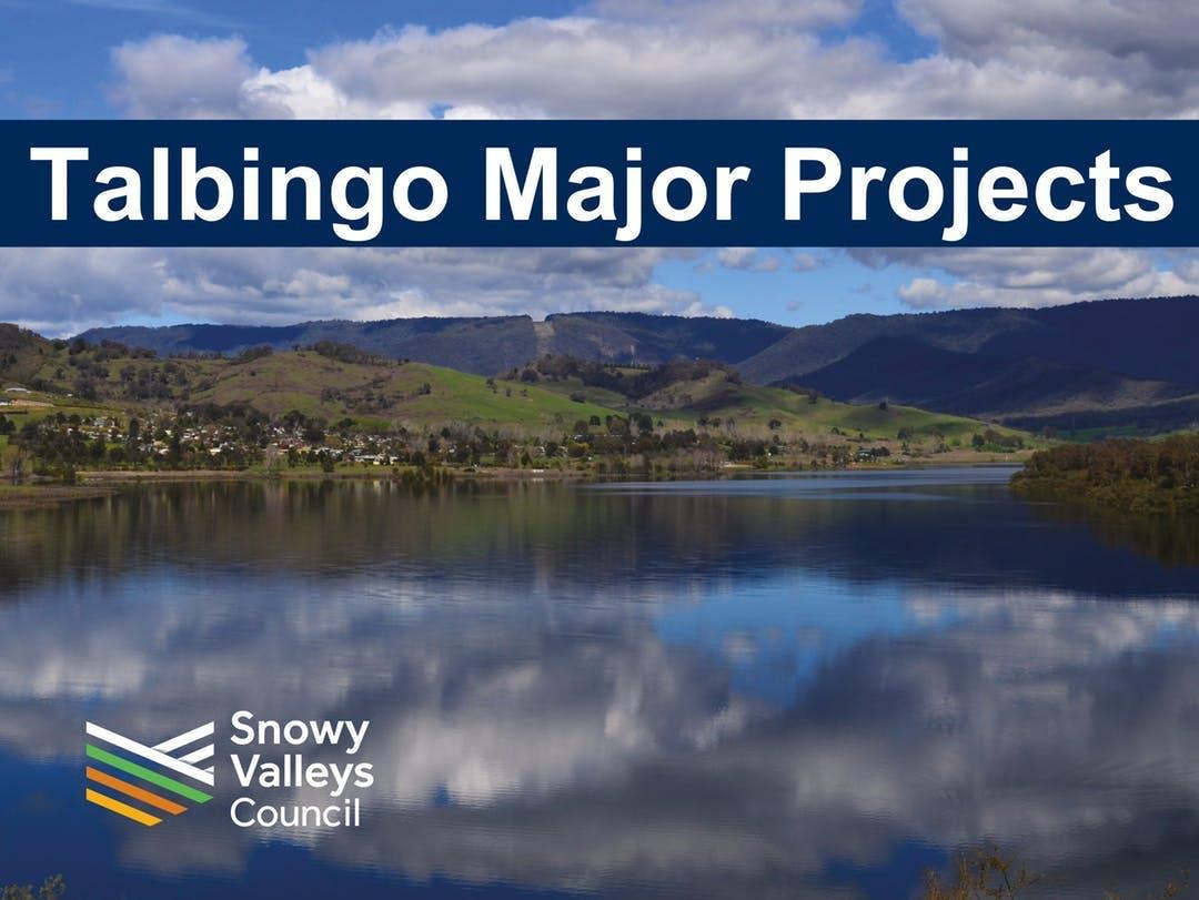 Talbingo major projects 01