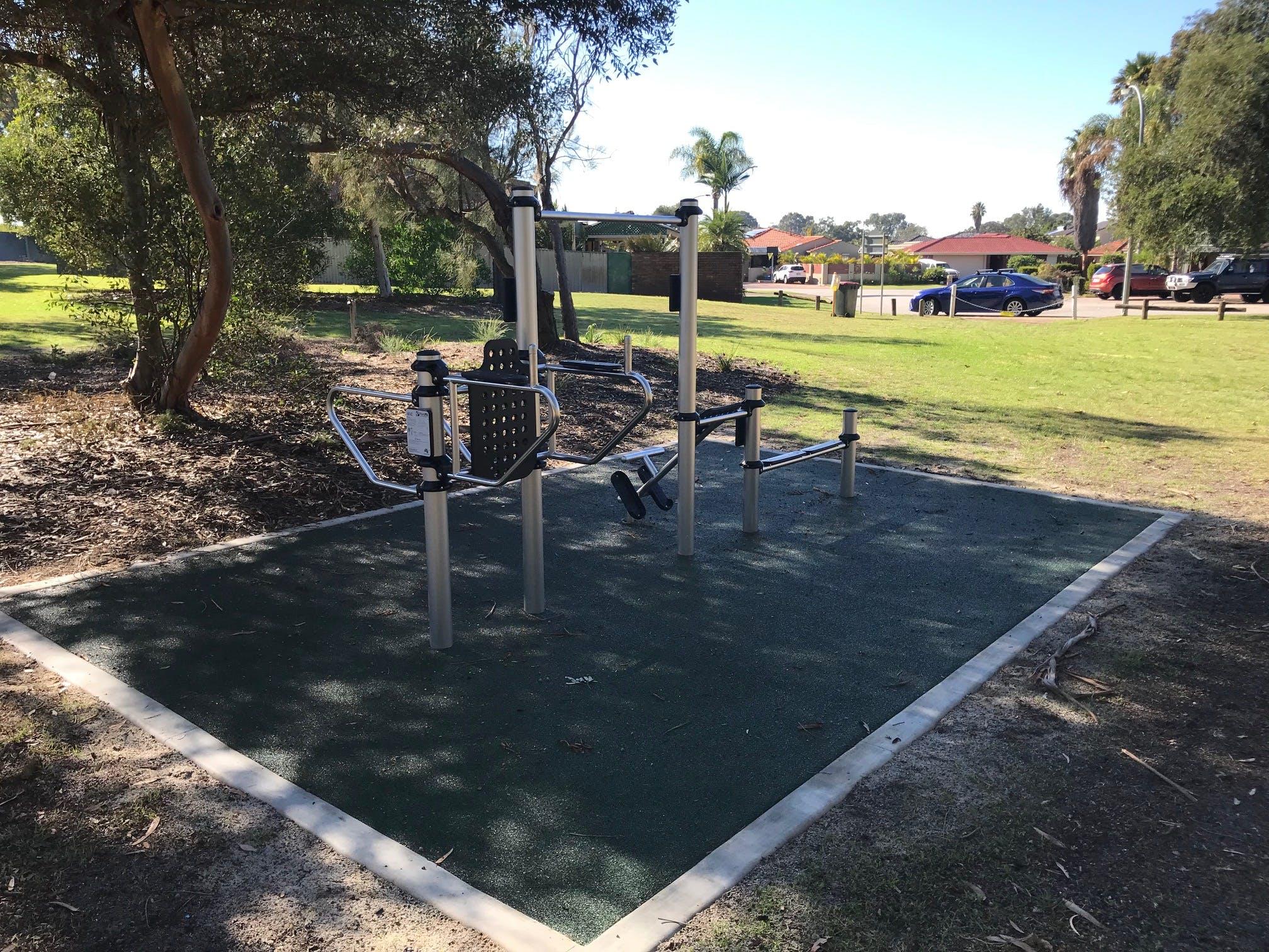Bohemia Park - Exercise