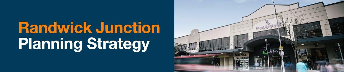 Randwick Junction Planning Strategy