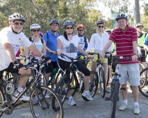Lilyfield Road Regional Bike Route