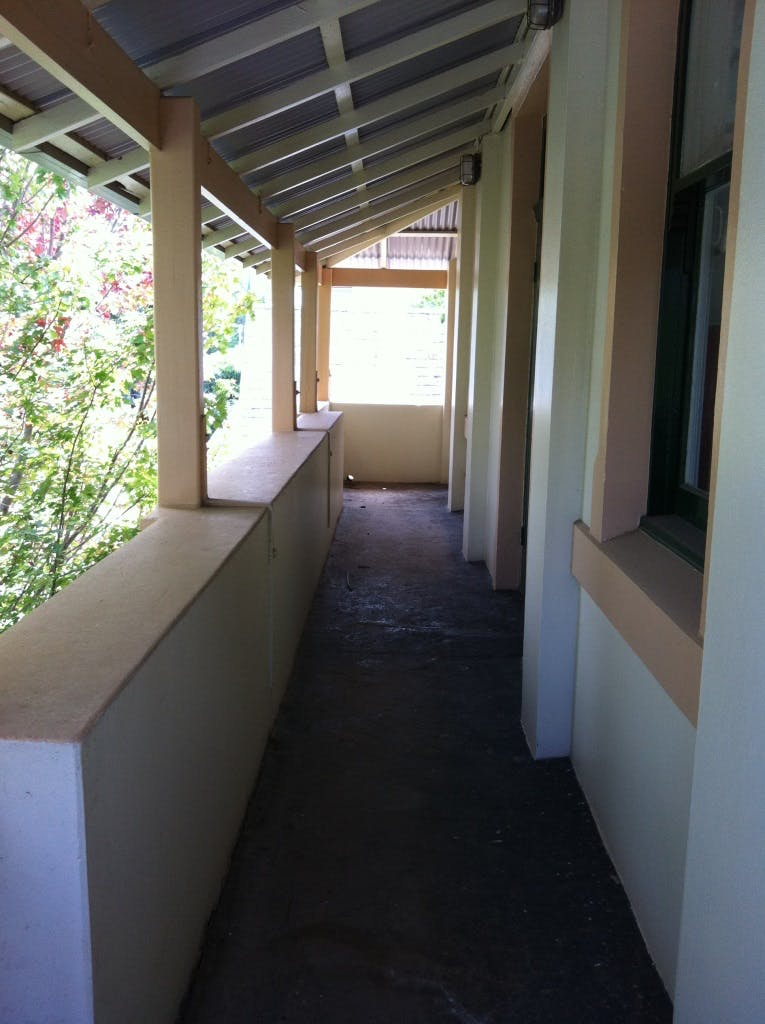 Balcony - School of Arts