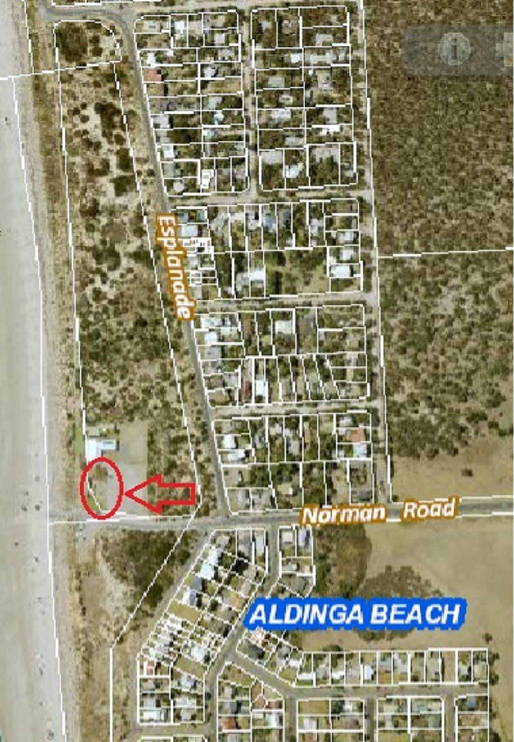 Clarrie Eatts Aldinga Beach