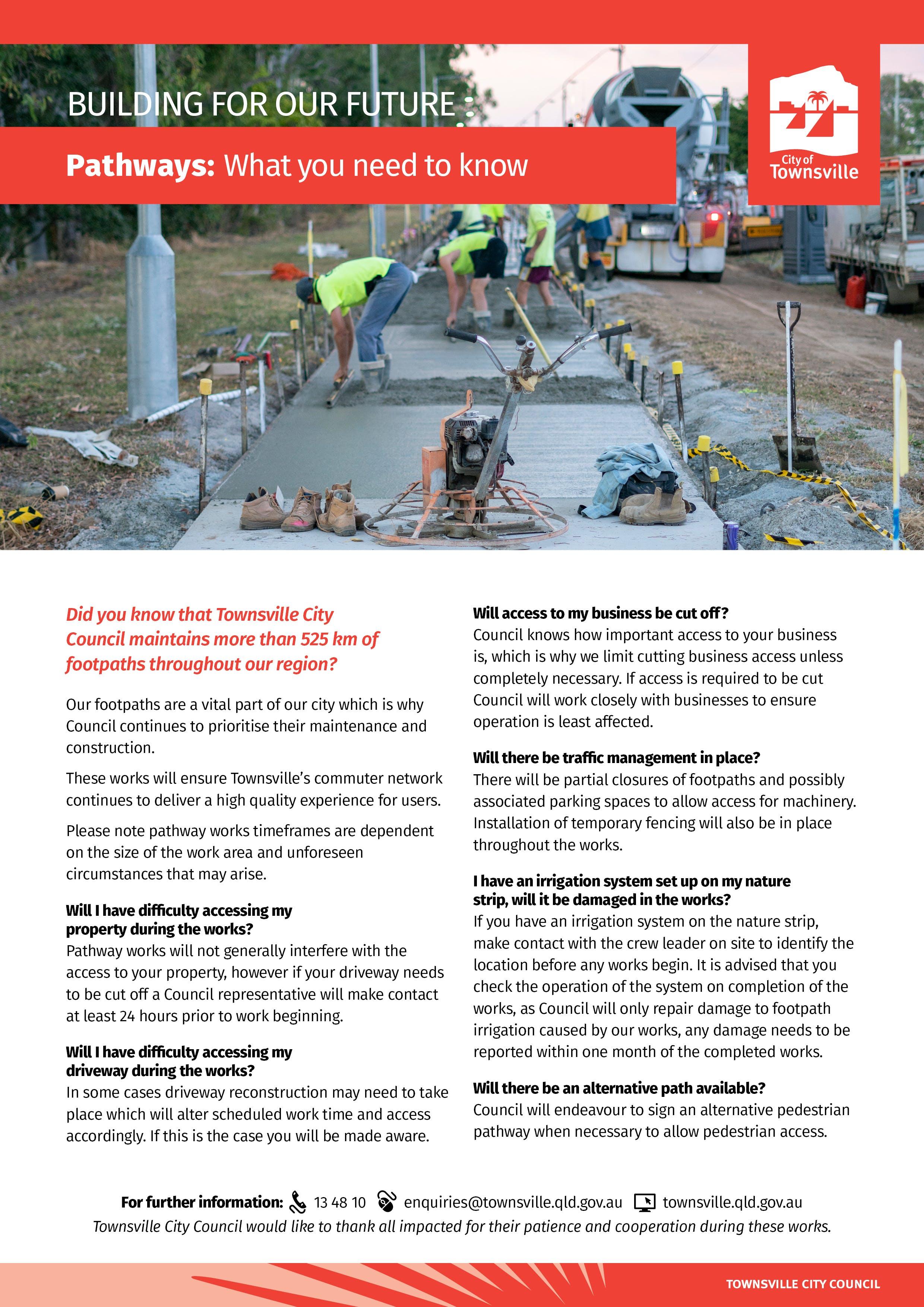 Pathway Renewal Factsheet