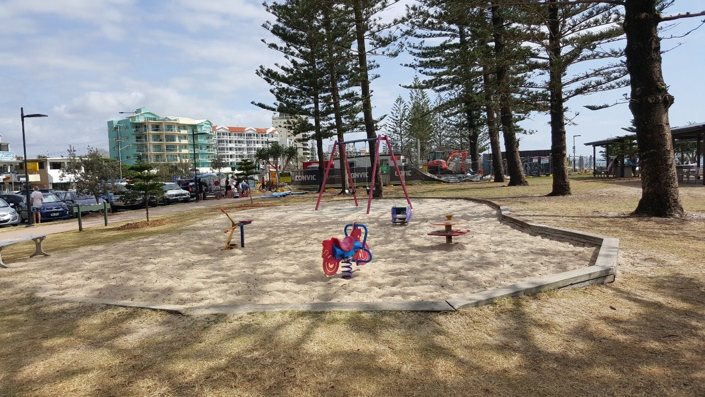 Buhk Family Park playground