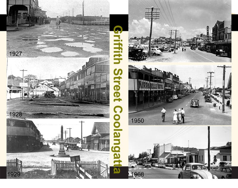 Griffith Street Historical Images