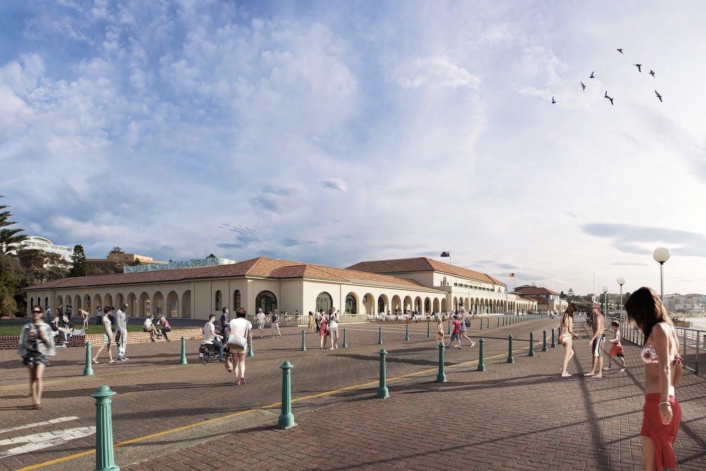 Proposed Promenade