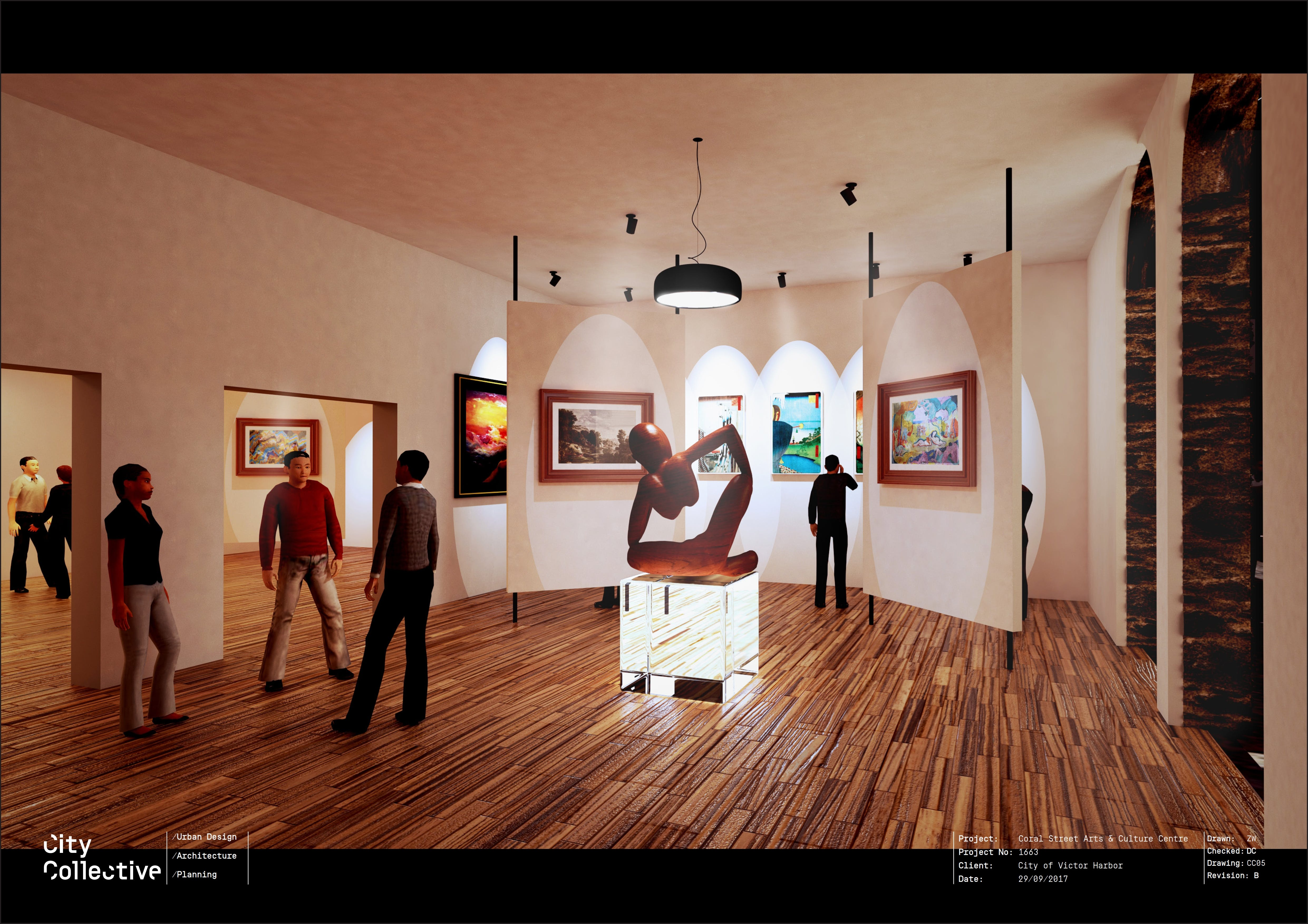 Proposed Coral Street Arts And Culture Centre gallery