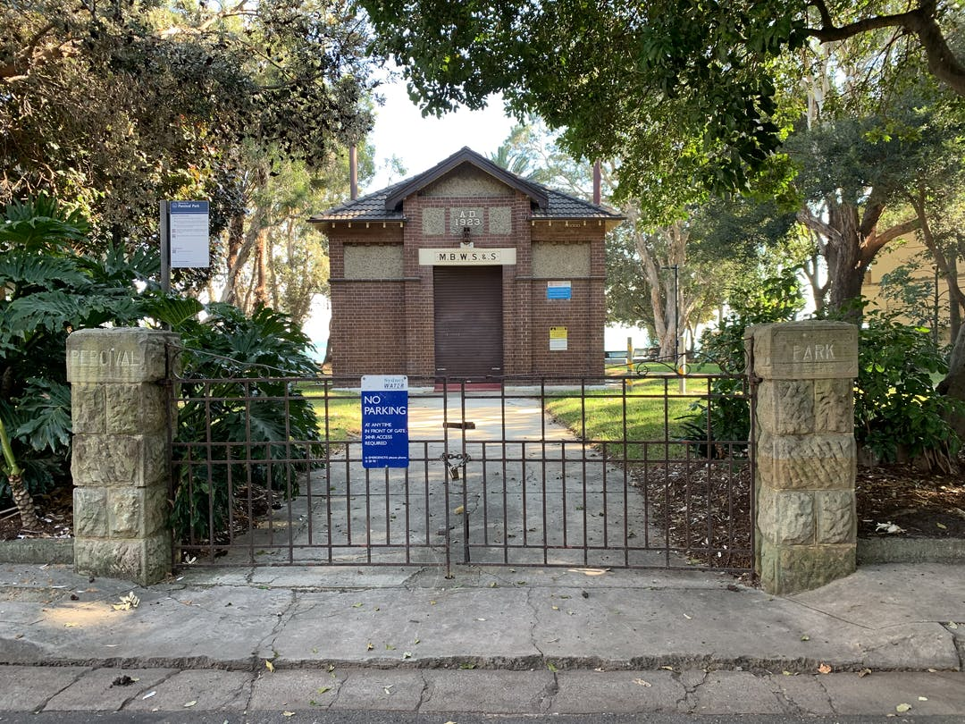 Proposed Heritage Listing of the Sewage Pumping Station (SPS46) & Gates at 13 Collins Avenue, Rose Bay