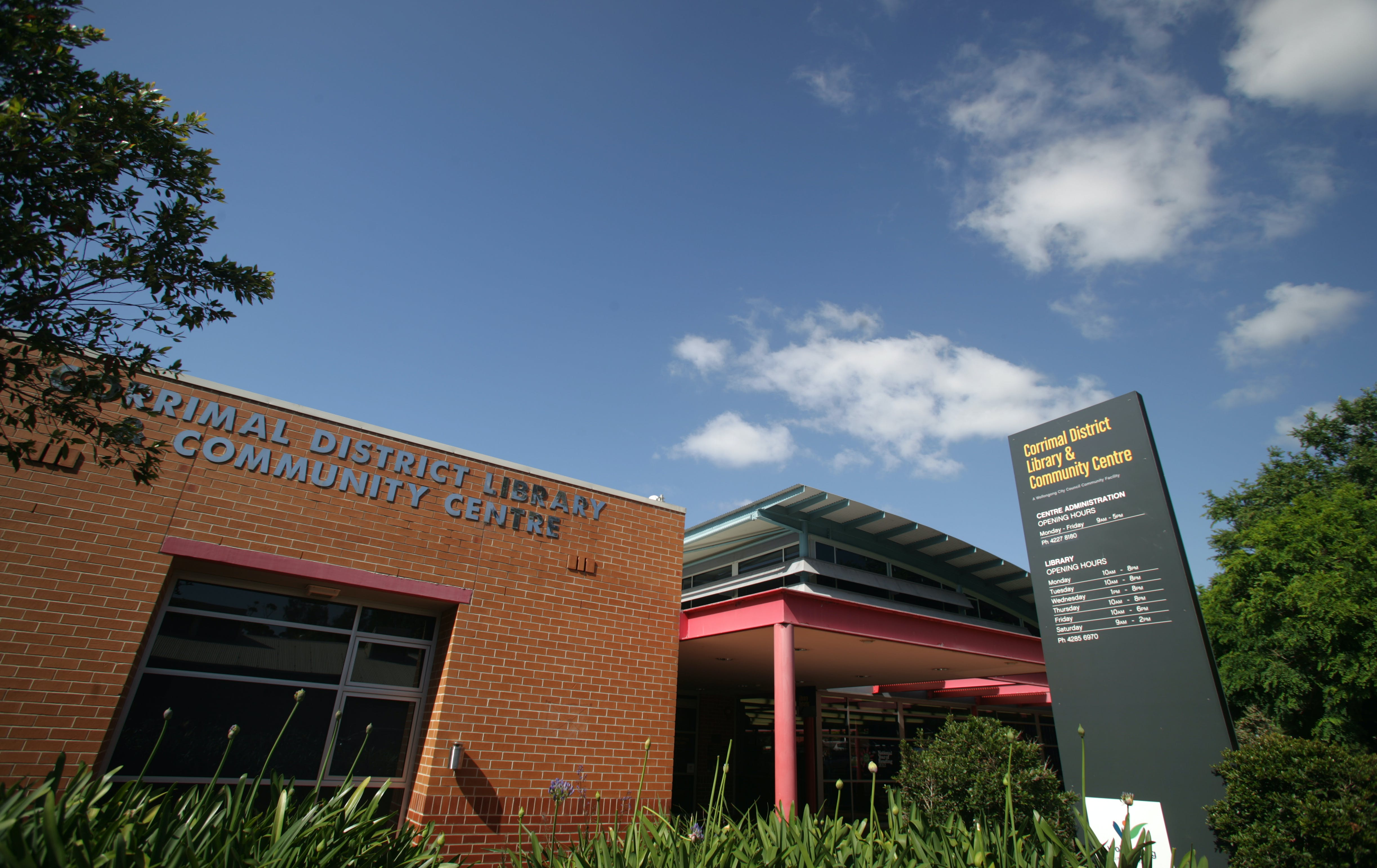 Corrimal Community Centre
