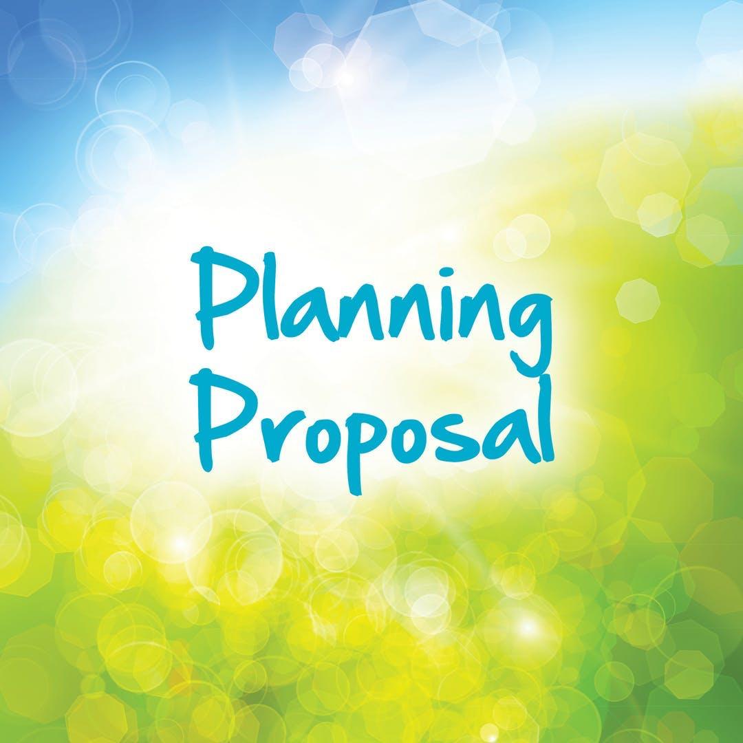 Planning proposal web tile