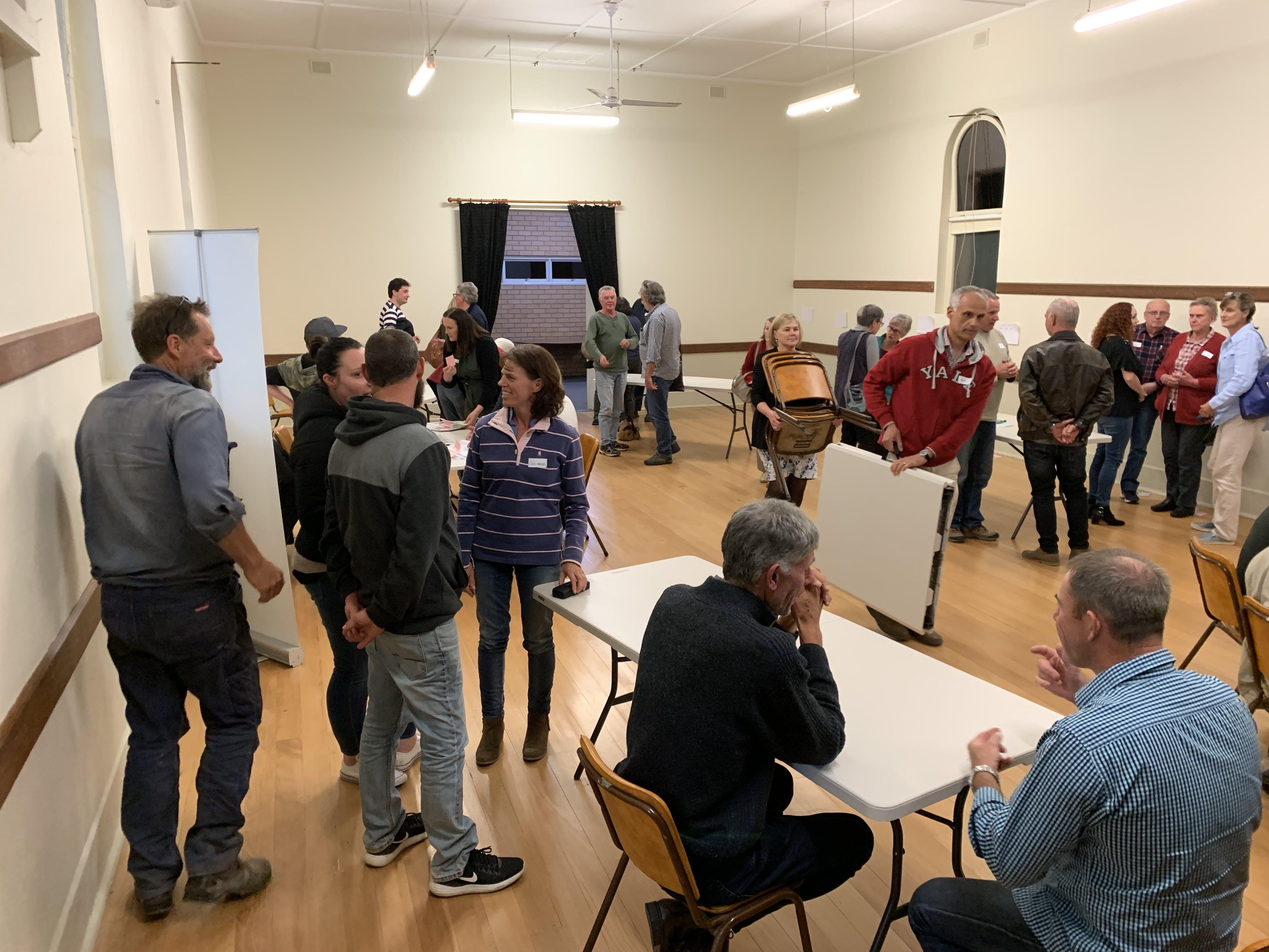 Second Valley Community Forum