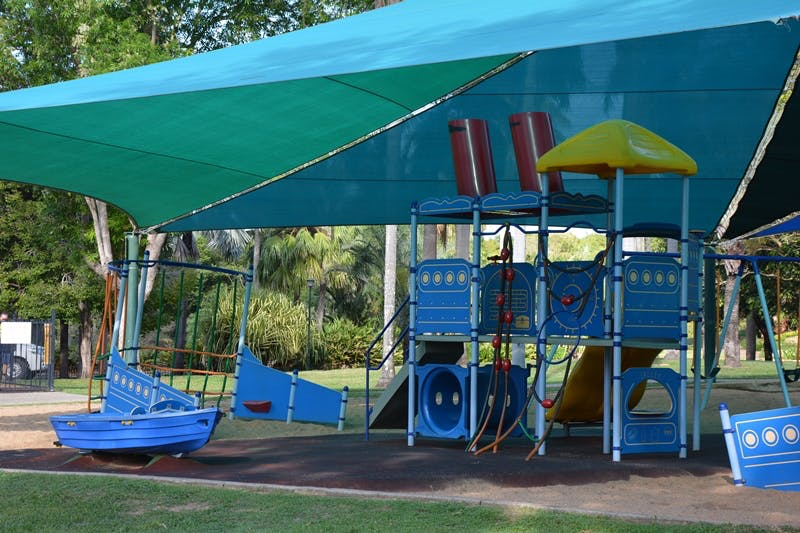 The Jingili playground is getting upgraded in late 2018