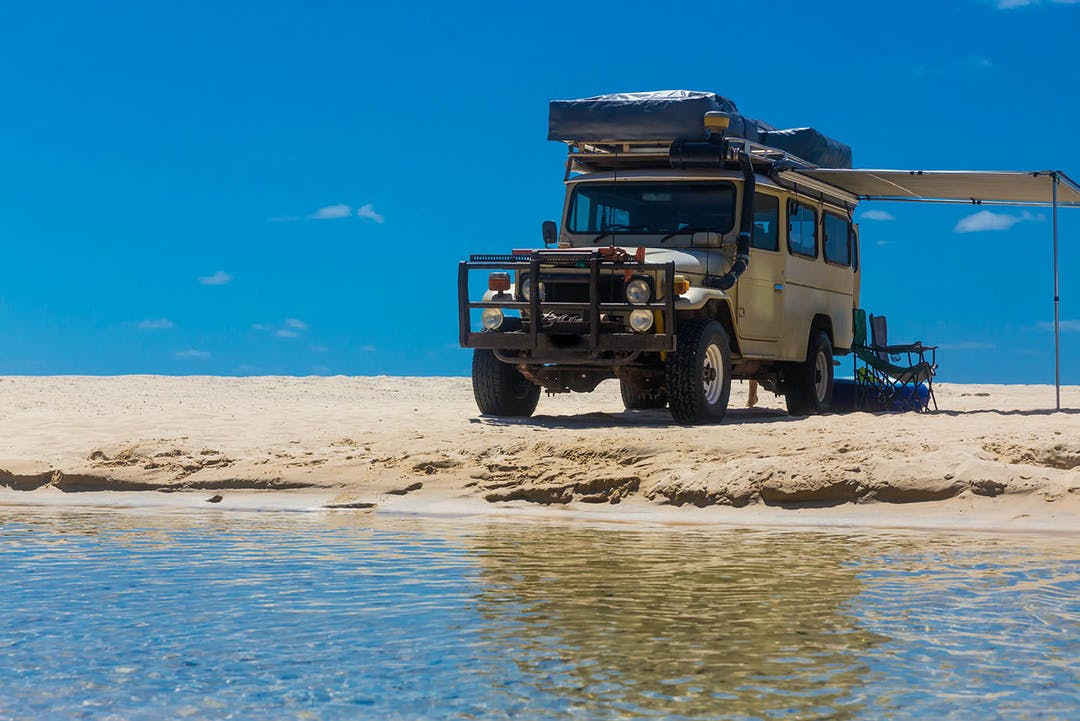 Council proposes changes to vehicular access to local beaches under the draft Vehicles on Beaches Policy.