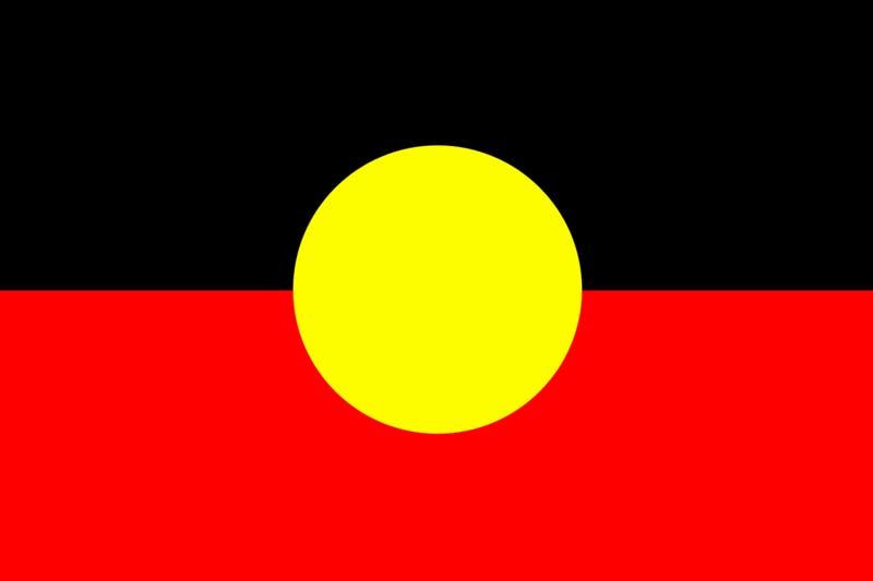 Australian Aboriginal Flagsvg1