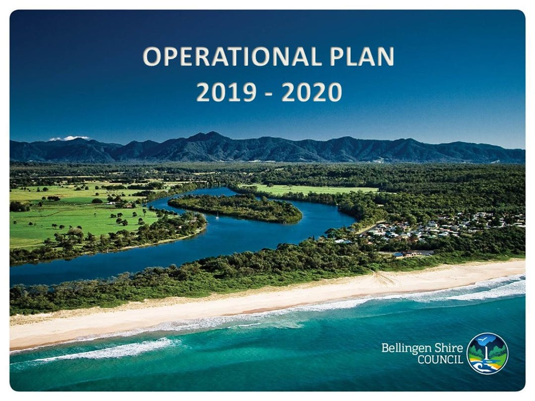 Operational plan 2019 20