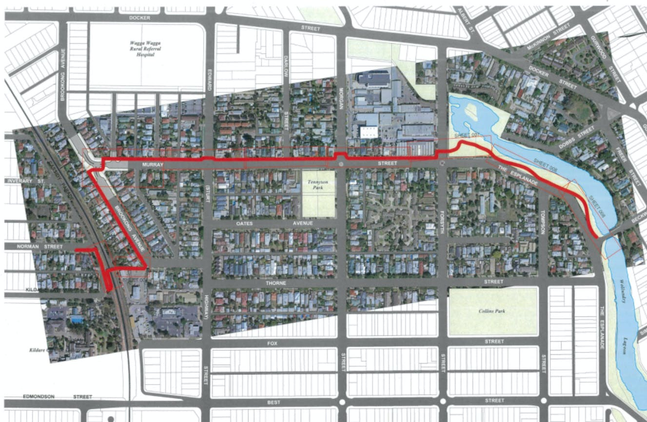 CENTRAL-Norman-to-Beckwith-StreetLink