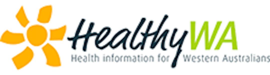 HealthWA Logo