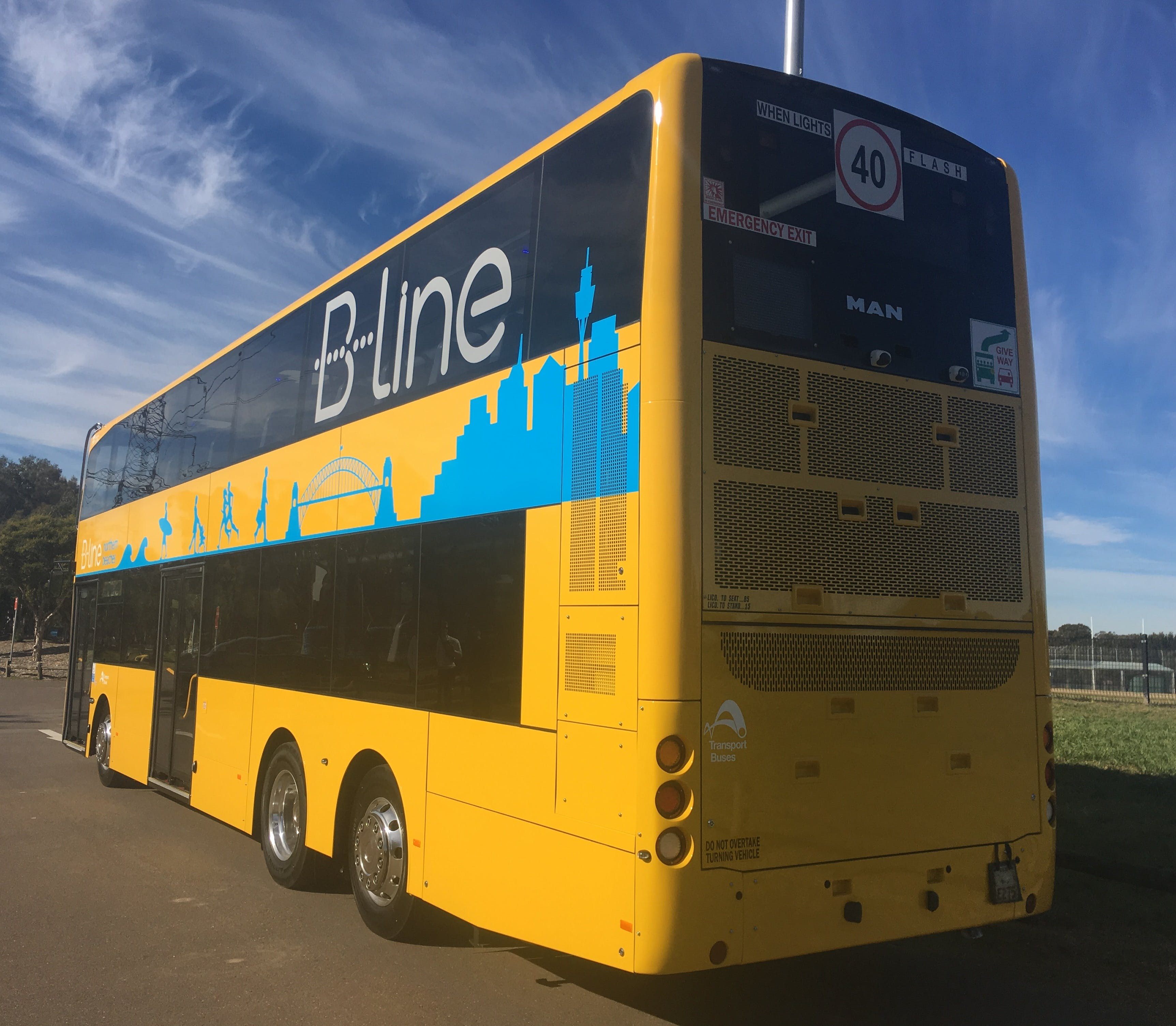 b-line bus fleet | your say b-line northern beaches