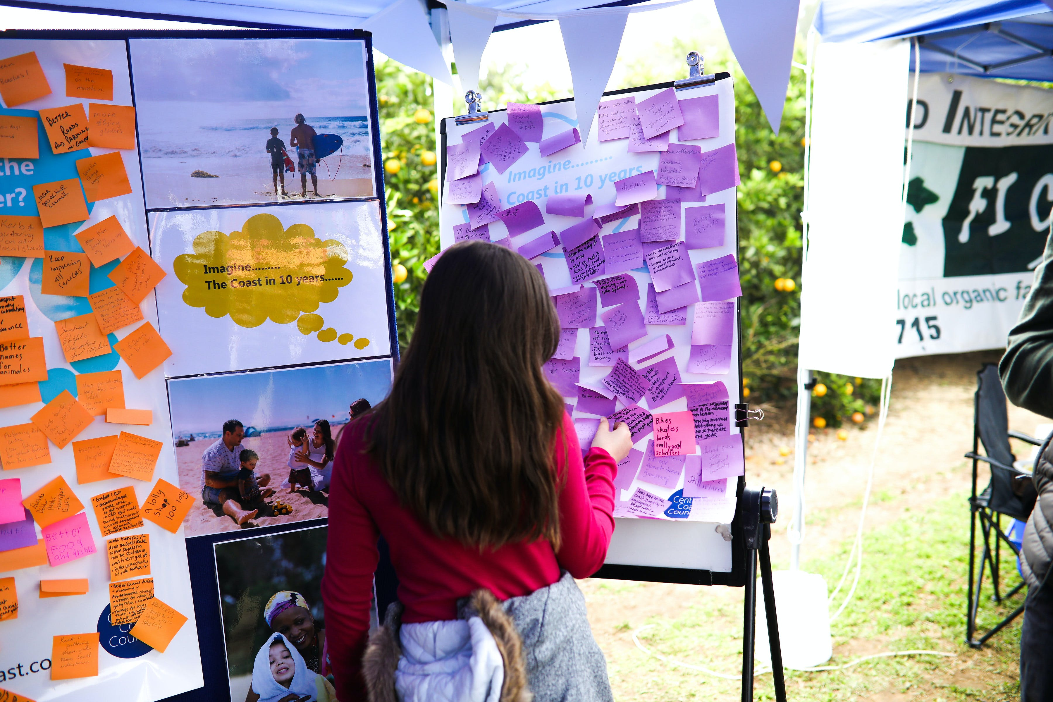 Big ideas at the Harvest Festival