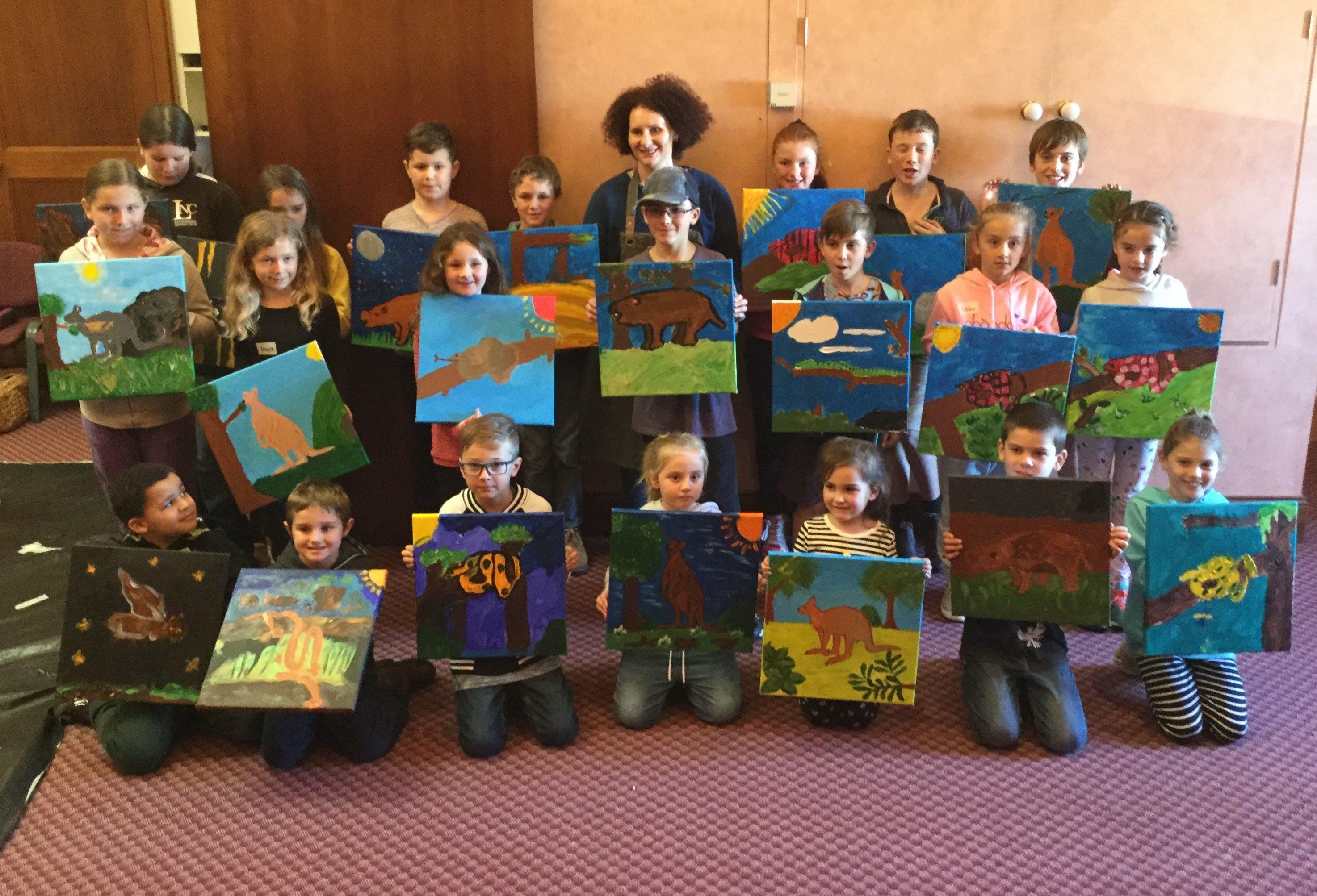 Session 4 kids art 5