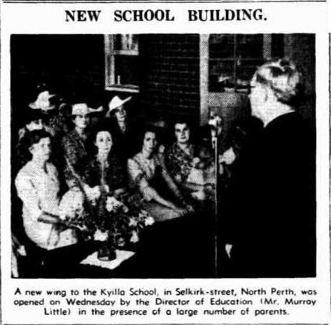 Newspaper Article - 29 Nov 1946