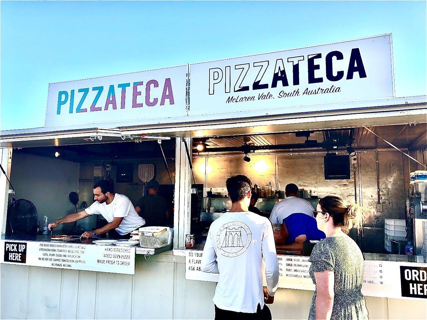 Pizzateca Beach